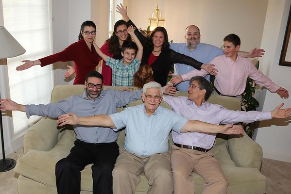 RACHEL BROWN'S FAMILY - NOVEMBER 28, 2014
