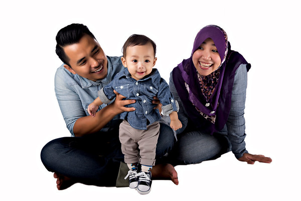 ISMADI FAMILY PORTRAITS
