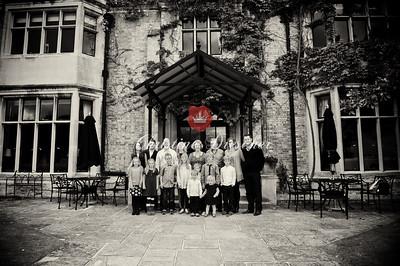 Family Photoshoot at Foxhills