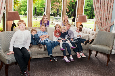 Family Photoshoot at Foxhills