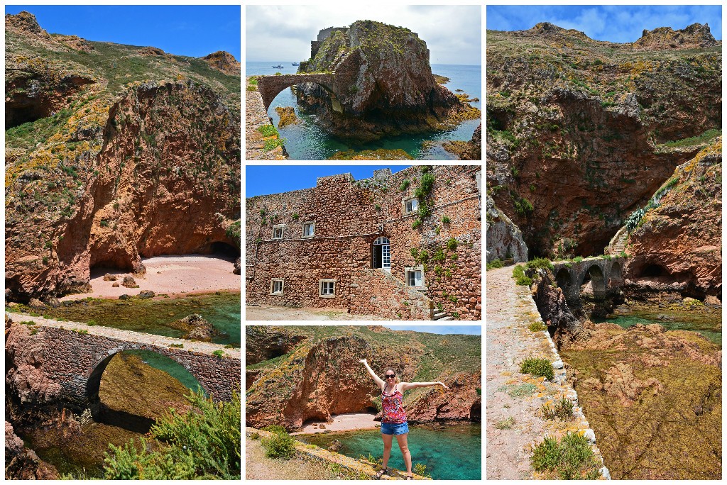 Fort on Berlengas
