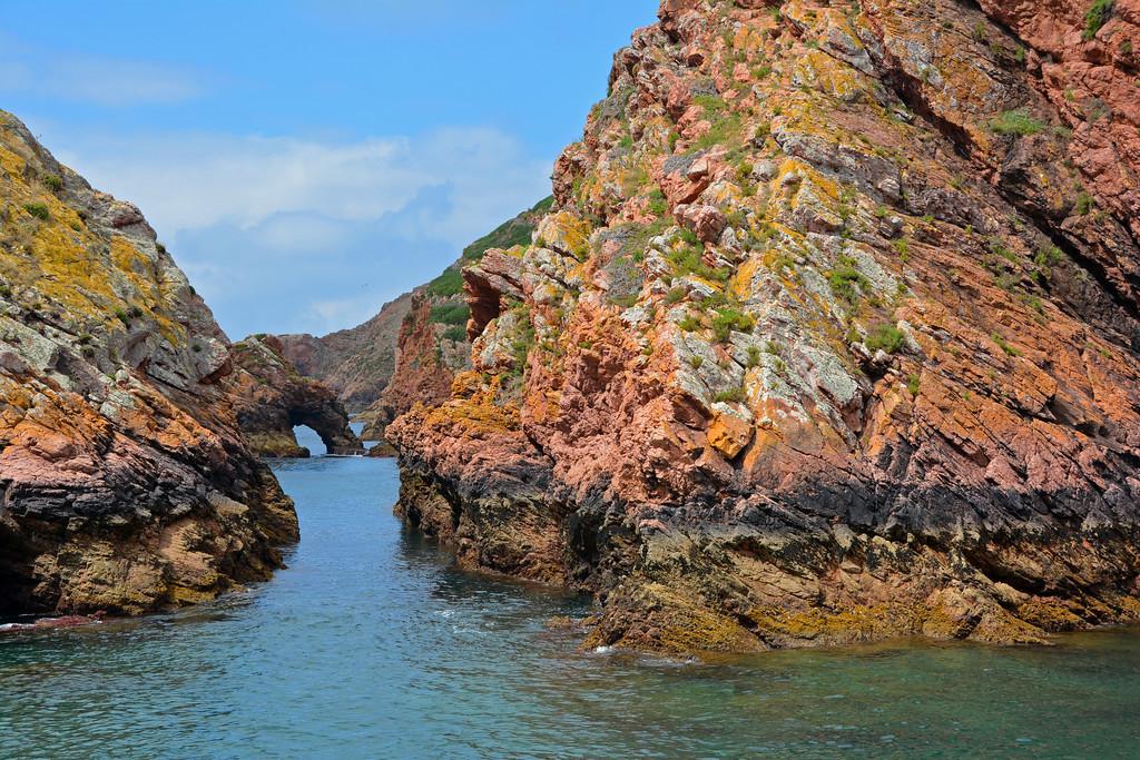 Island Travel - Berlengas Grande, Portugal