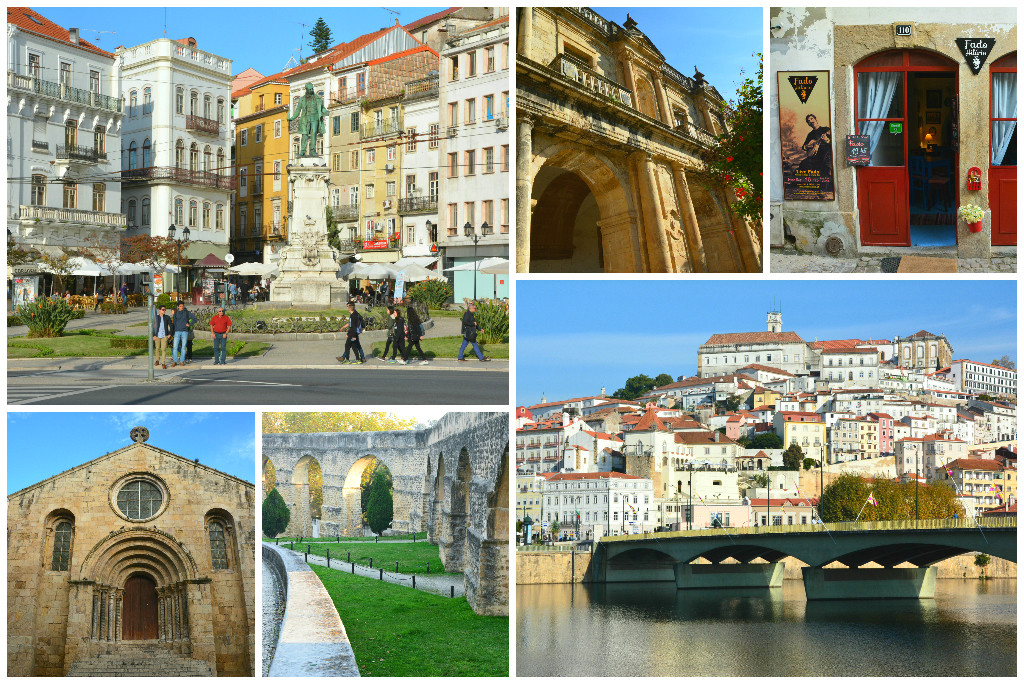 Day Trips from Lisbon - Coimbra