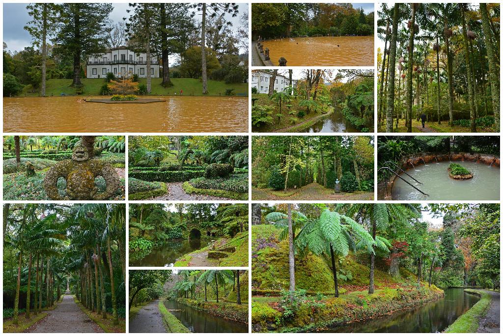 Terra Nostra Park São Miguel
