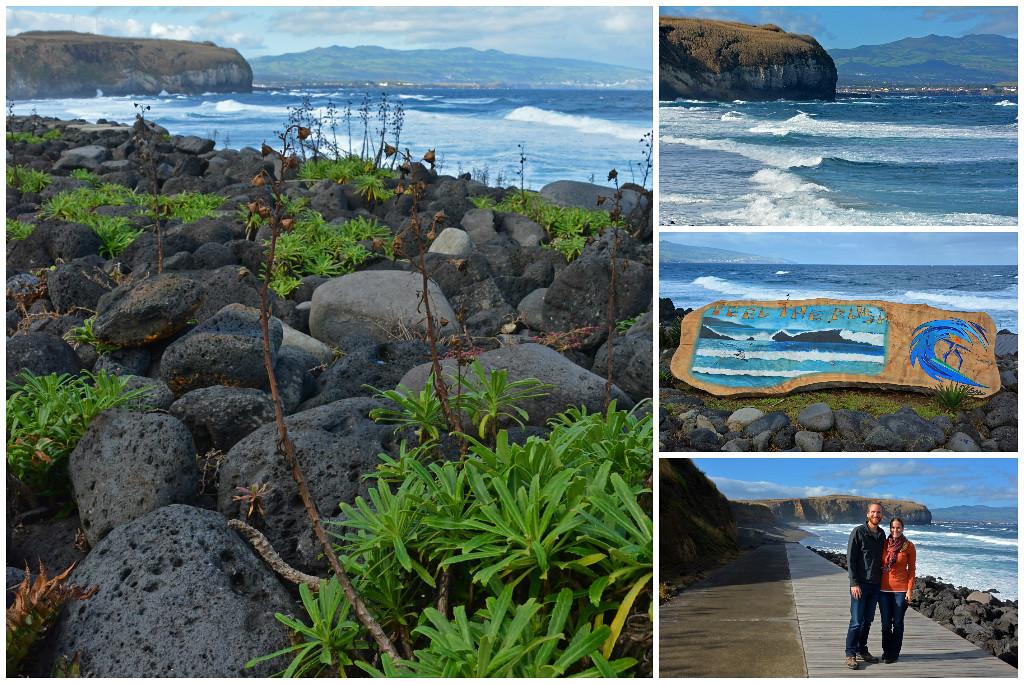 Praia de Santa Barbara São Miguel