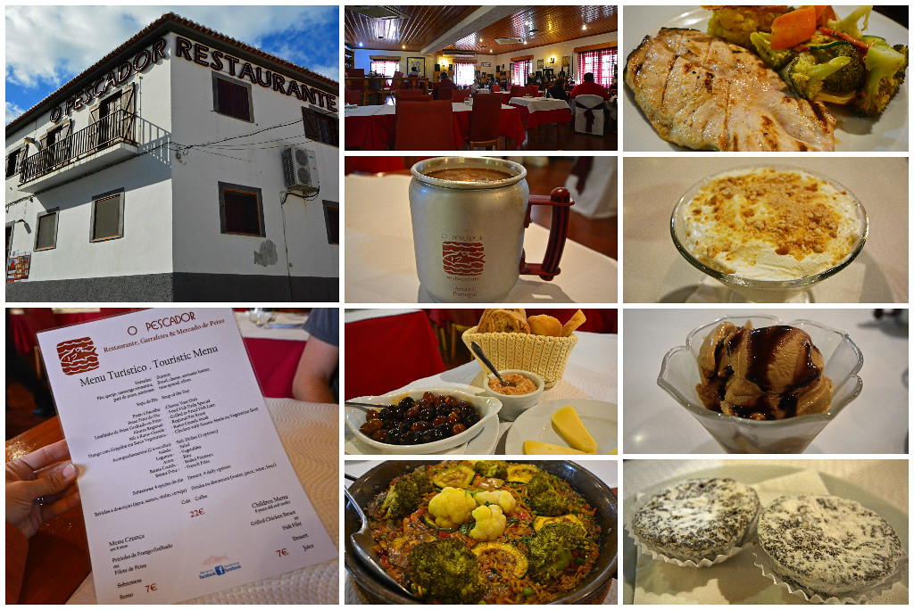 Terceira Restaurants