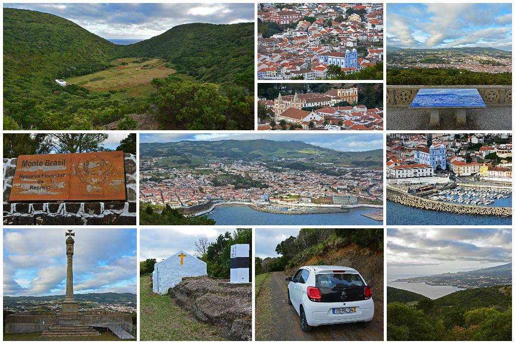 Monte Brasil Terceira