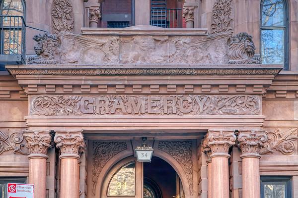 34 Gramercy Park East, Gramercy