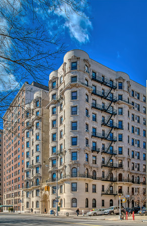 418 Central Park West, Braender
