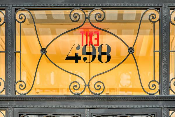 498 West End Avenue