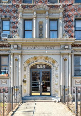 666 Ocean Avenue, Cameo Court