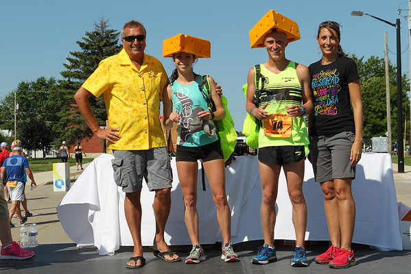 POST RACE - Cheesehead Run 2015