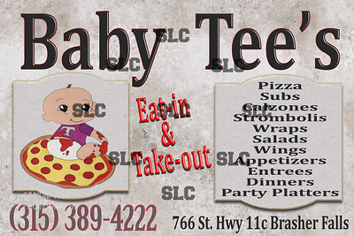 BABY TEE'S