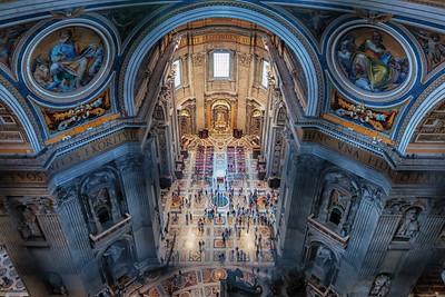 St Peter's Rome