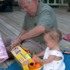 Open it, Grandpa!