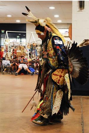NATIVE AMERICAN INDIAN  POW WOW - Timonium, MD 2009