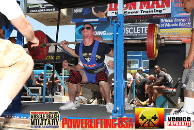 For more information or to compete in future events at Muscle Beach gym, visit. http://www.powerliftingca.com, http://www.musclebeachvenice.com  or visit Muscle Beach Gym in Venice. 1800 Ocean Front Walk Venice, CA 90291.  Promoter: Joe Wheatley.http://www.musclebeachvenice.com. Meet Director: Steve Denisen. pwrlftrs@msn.com..  Photos by Venice Paparazzi.  www.venicepaparazzi.com