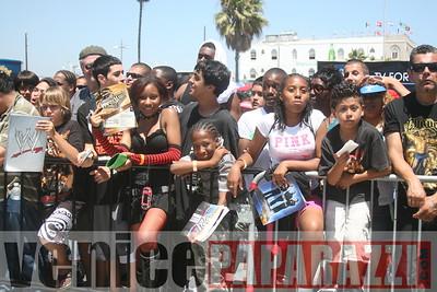 WWE   World Wrestling Entertainment in Venice Beach   08 09 08 (15)