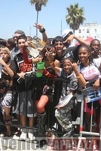 WWE   World Wrestling Entertainment in Venice Beach   08 09 08 (16)