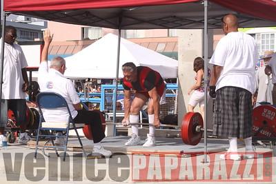 09 12 09 United States  Powerlifting Federation   Muscle Beach Venice   www powerliftingca com (745)