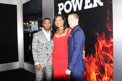 POWER New York Red Carpet Event