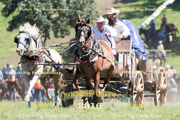 Friday Classic Wagons 2016 National Championship Chuckwagon Races