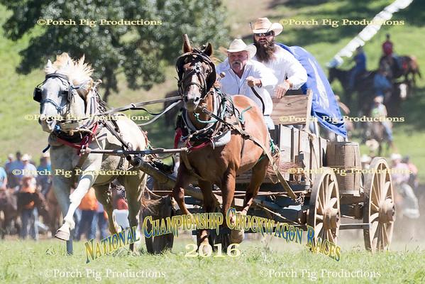 Friday Classic Wagons 2016 National Championship Chuckwagon Races