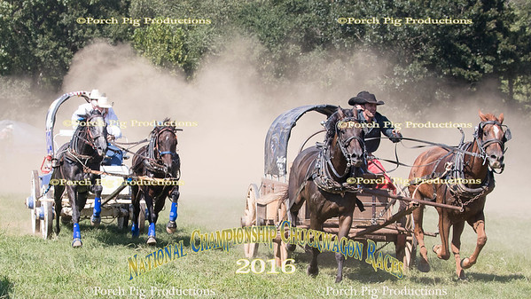 Cadillac Cowboys 2016 Clinton Arkansas National Championship Chuckwagon Races Images