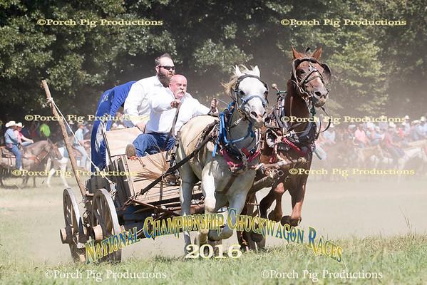 2016 Clinton Arkansas National Championship Chuckwagon Races Images
