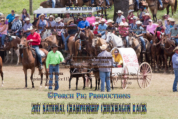 Clinton National Championship Chuckwagon Races 2017