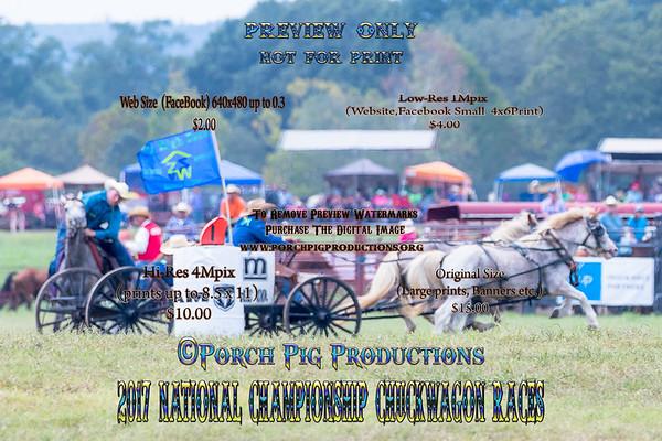 Clinton National Championship Chuckwagon Races 2017