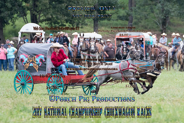 2017 National Championship Chuckwagon Races