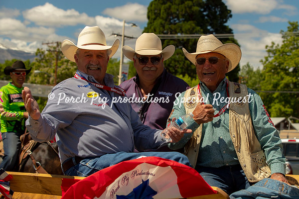 2018 Bishop Mule Days Celebration