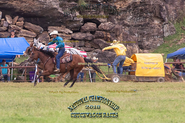 2018 National Championship Chuckwagon Races