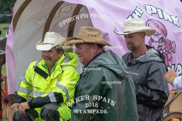 Baker Spain Stampede