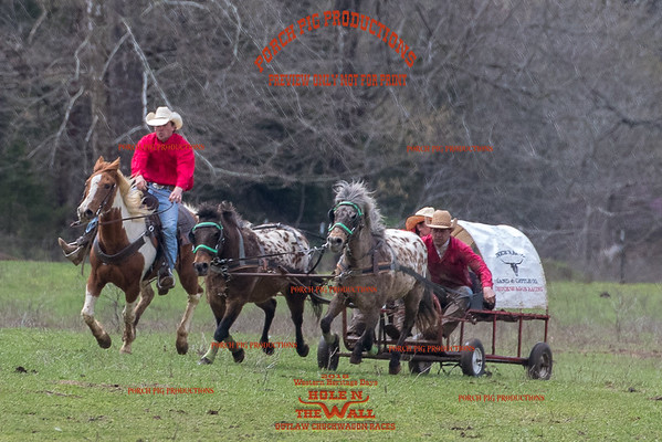 Hole In The Wall Ranch 2018 Western Heritage Days and Outlaw Chuckwagon Races
