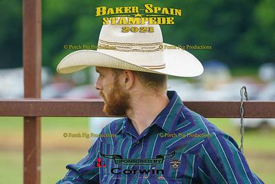 Baker Spain Stampede  2021