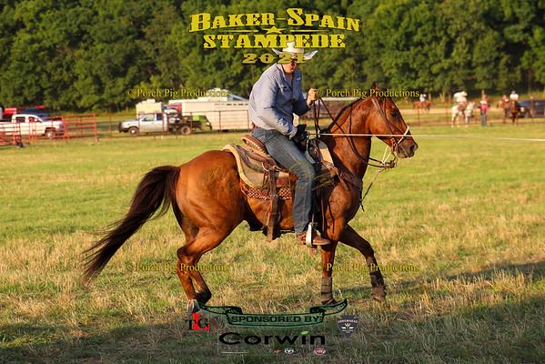 Baker Saine Stampede  2021
