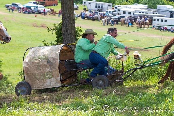Rock Bottom Chuckwagon Races 2021