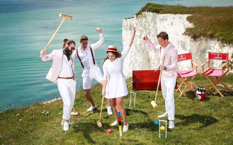 Pimm's Cider Extreme Croquet Cup
