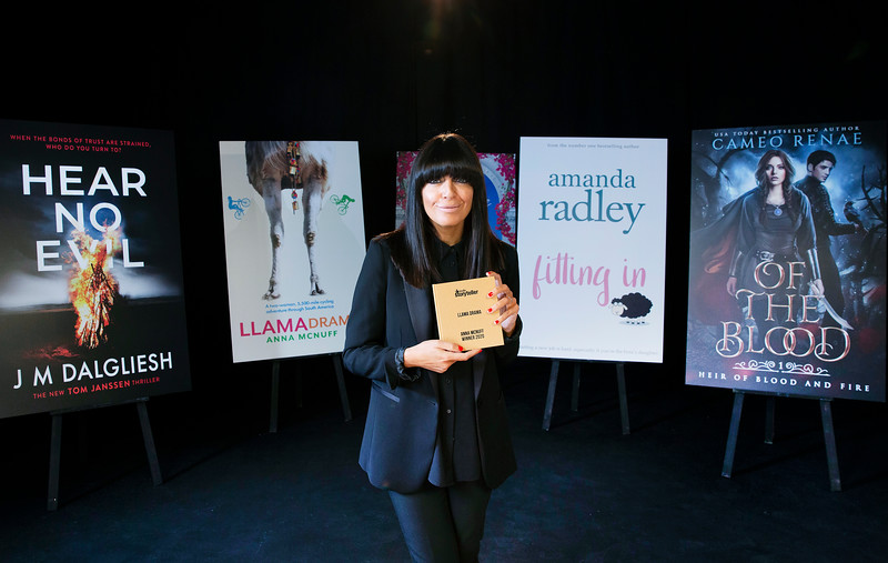 Claudia Winkleman presents the 2020 Kindle Storyteller Awards