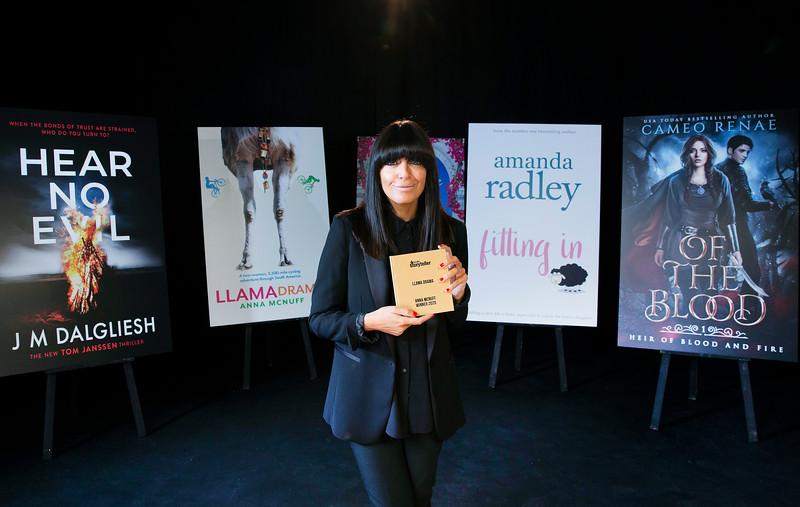 Claudia Winkleman presents the 2020 Kindle Storyteller Awards