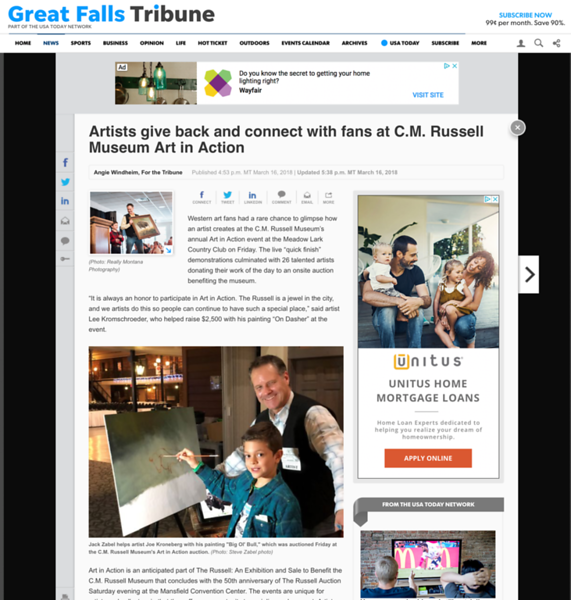 Many local papers and regional magazines welcome a well-crafted article and photography.