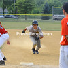 Monday, July 18, 2011. City Police vs. City Fire in Plattsburgh.  City Police won 12-8.<br><br>(Staff Photo/Kelli Catana)