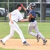 Monday July 17, 2015 --Play It Again Sports plays Kiwanis during Plattsburgh Baseball Club's championship game at Lefty Wilson Field. (ROB FOUNTAIN/STAFF PHOTO)