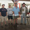 Monday, June 3, 2013. The 27th annual Plattsburgh Rotary International Fishing Classic held their award ceremony at the Naked Turtle in Plattsburgh on Sunday. (Staff Photo/Kelli Catana) <br /><br />(Staff Photo/Kelli Catana)