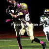 Saturday, October 20, 2012. The North Stars fell to the Sting, 38-22, at Saturday's Empire Football League title game <br /><br />(P-R Photo/Rob Fountain)