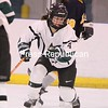Chazy player Alexis Guay in action against Skaneateles at the Allyn Arena in Skateateles, N.Y., on Saturday, Feb. 13, 2010. Mike Okoniewski/P-R Photo (it's possible that the player is Hannah Newgarden)