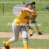 Saturday, June 19, 2010. McSweeney's vs. VFW.  McSweeney's won 9-3.<br><br>(P-R Photo/Andrew Wyatt)
