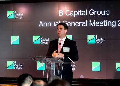 2019-09-04 B Capital Group Event at BCG